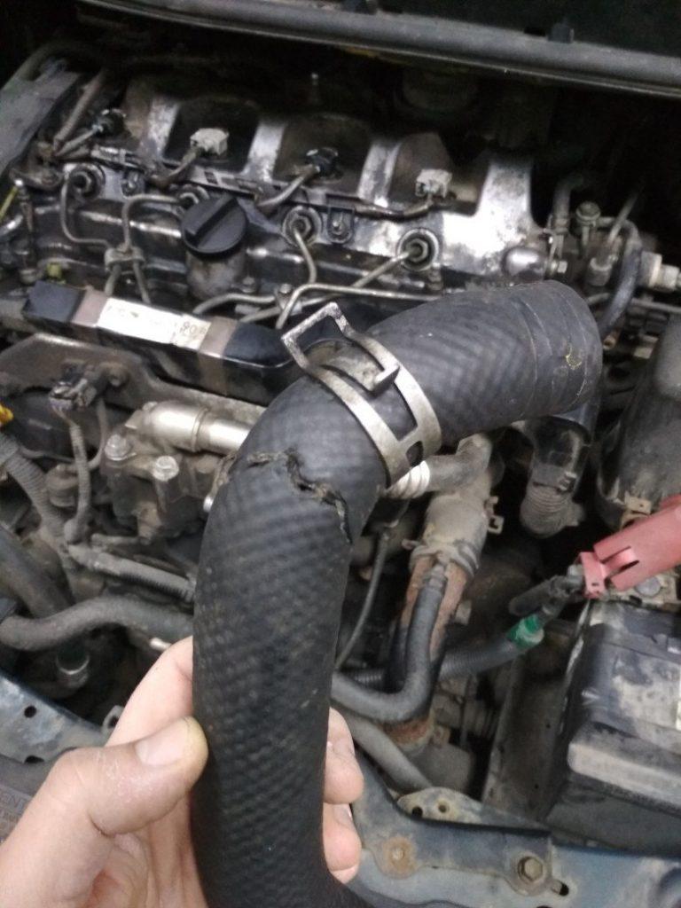 Проверка трубопроводов авто к зиме